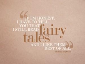 hepburn fairy tales